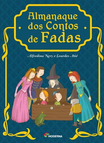 Capa Almanaque dos contos de fadas