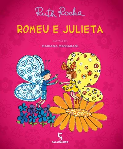 Capa Romeu e Julieta