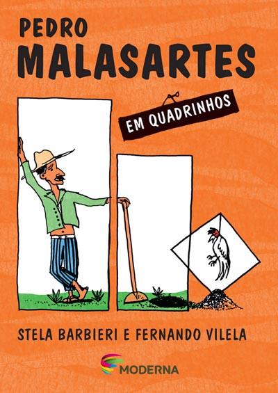Capa Pedro Malasartes em quadrinhos