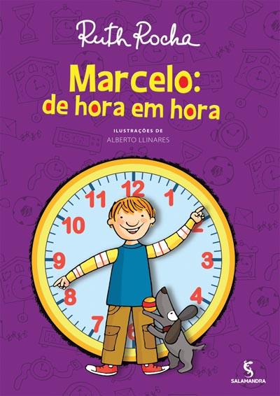 Capa Marcelo: de hora em hora