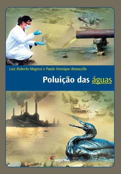 Capa Poluição das águas