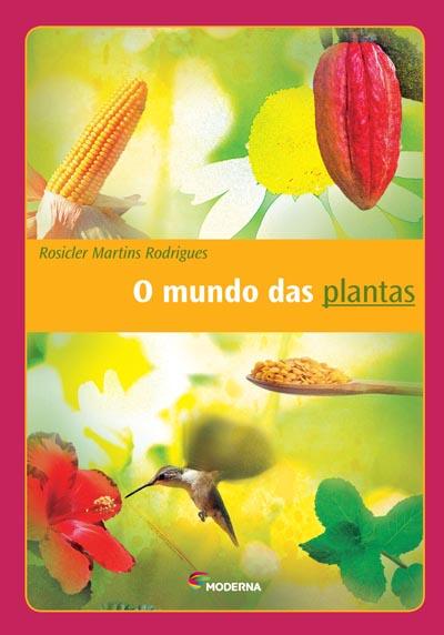 Capa O mundo das plantas