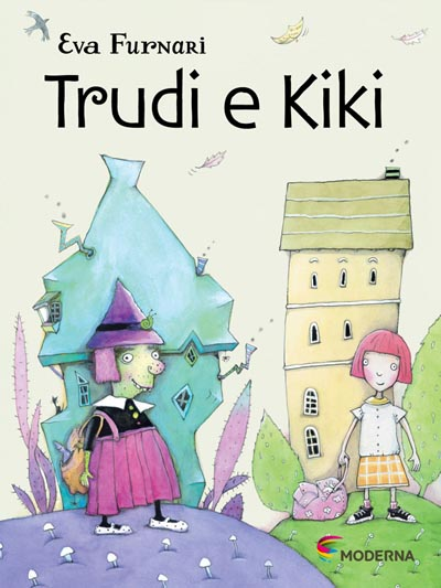Capa Trudi e Kiki