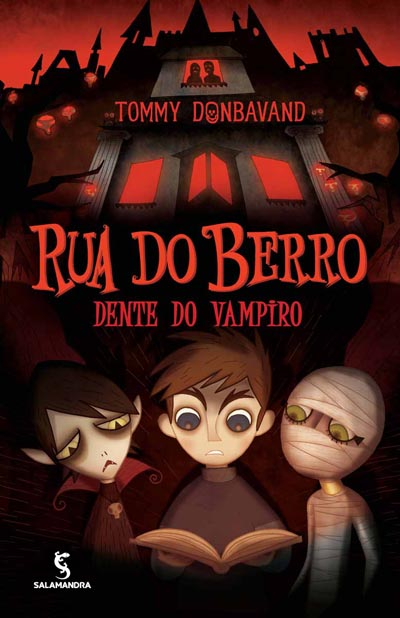Capa Dente do vampiro
