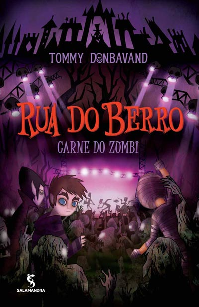 Capa Carne do Zumbi