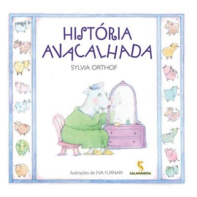 Capa História Avacalhada