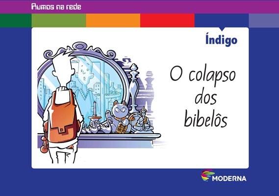 Capa O colapso dos bibelôs