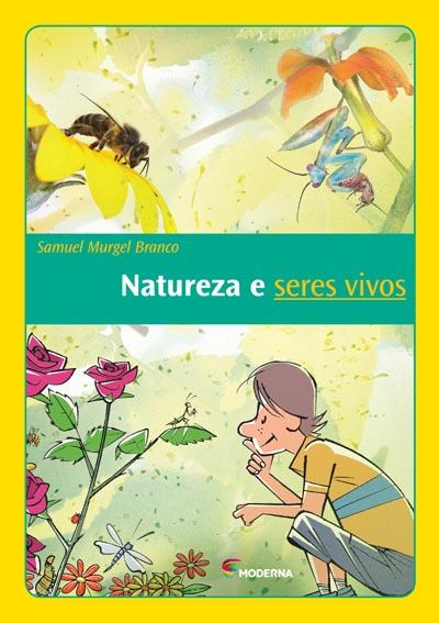Capa Natureza e seres vivos