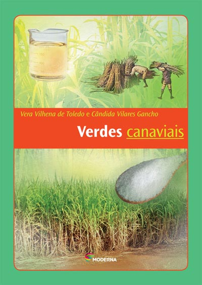 Capa Verdes canaviais