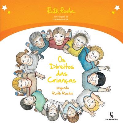 Capa Os Direitos das Crianças segundo Ruth Rocha