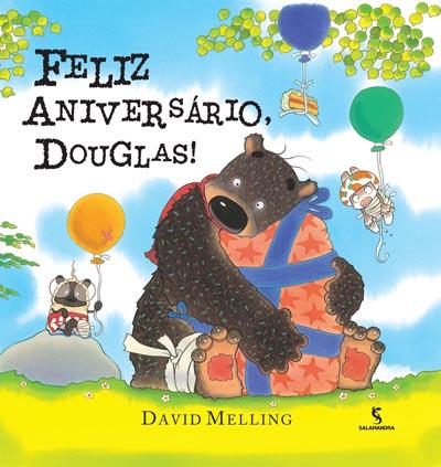 Capa Feliz aniversário, Douglas!