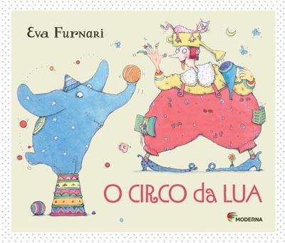 Capa O Circo da Lua