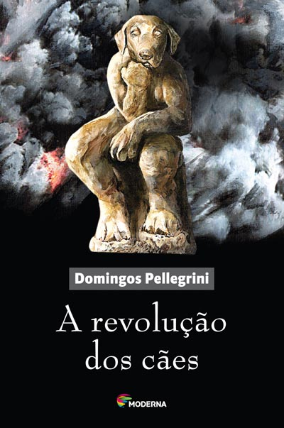 Capa A revolução dos cães