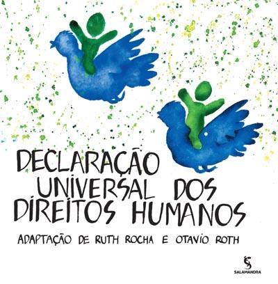 Capa Declaração Universal dos Direitos Humanos