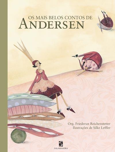 Capa Os mais belos contos de Andersen